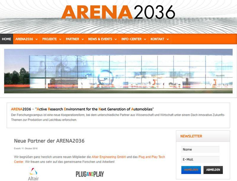 Arena2036