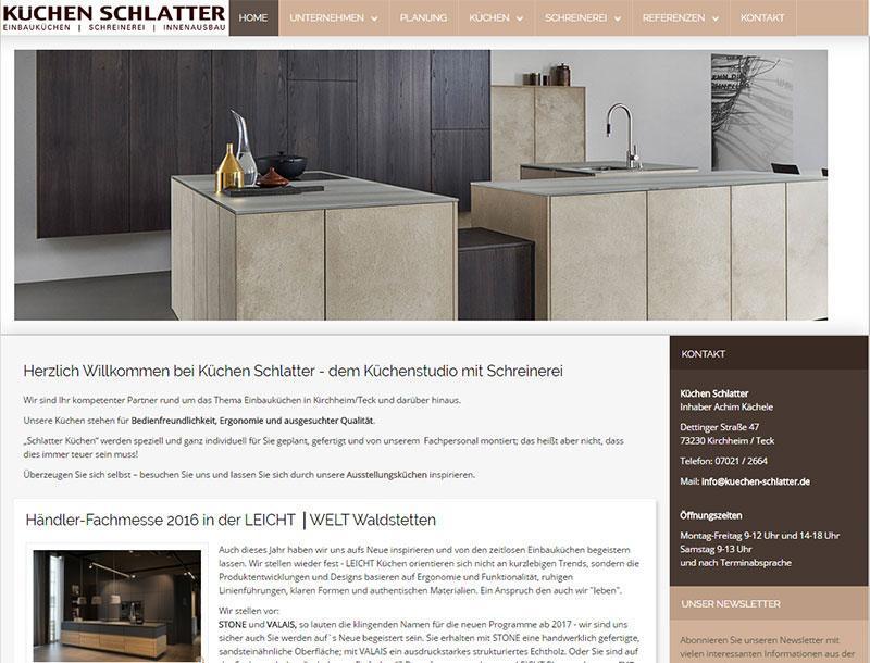 Atemberaubend Küchenstudio Kirchheim Teck Galerie - Innenarchitektur ...